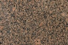 Природный камень гранит. Месторождение – Ала – Носкуа. Бучардированная фактура.